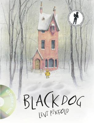 Black Dog with CD by Levi Pinfold