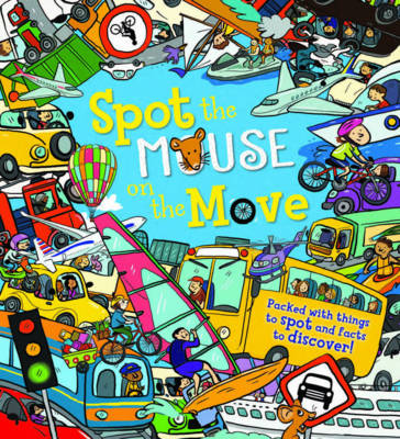 Spot the... Mouse on the Move book