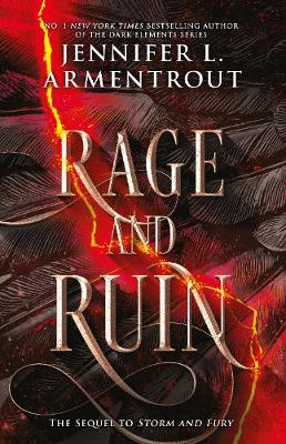 Rage and Ruin by Jennifer L. Armentrout