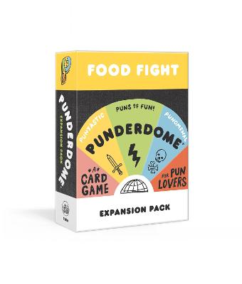 Punderdome Food Fight Expansion Pack: 50 S'more Cards to Add to the Core Game by Jo Firestone