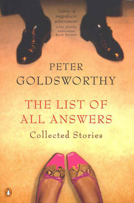 New & Collected Stories by Peter Goldsworthy