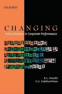 Changing Policy Regimes and Corporate Performance by Pandit