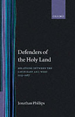 Defenders of the Holy Land book