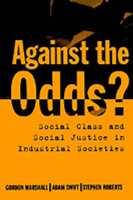 Against the Odds? by Gordon Marshall