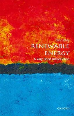 Renewable Energy: A Very Short Introduction book
