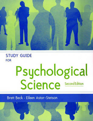 Psychological Science: Study Guide by Michael S. Gazzaniga