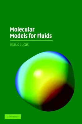 Molecular Models for Fluids book