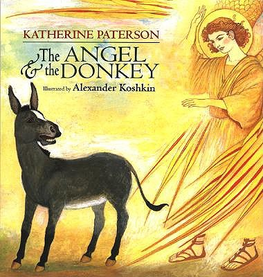 Angel and the Donkey book