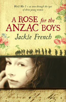 Rose for the Anzac Boys book