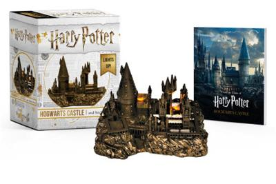 Harry Potter Hogwarts Castle and Sticker Book: Lights Up! by Running Press