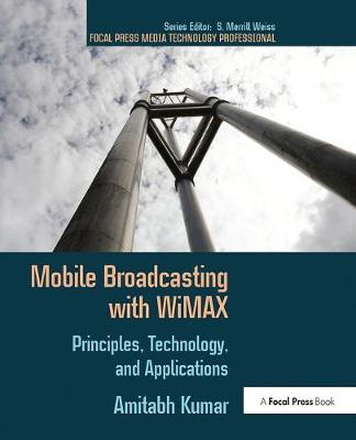 Mobile Broadcasting with WiMAX book