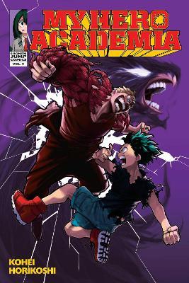 My Hero Academia, Vol. 9 by Kohei Horikoshi