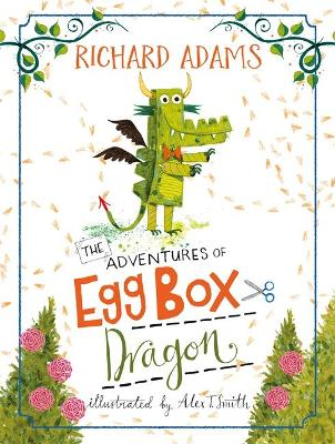 Adventures of Egg Box Dragon by Richard Adams
