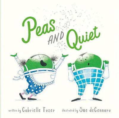 Peas and Quiet book