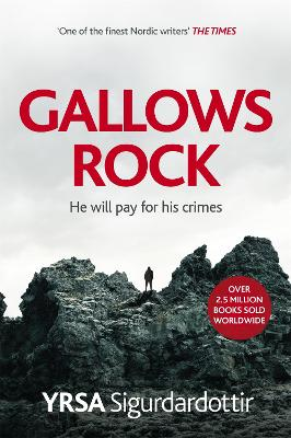Gallows Rock: A Nail-Biting Icelandic Thriller With Twists You Won't See Coming book