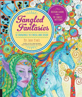Tangled Fantasies by Jane Monk