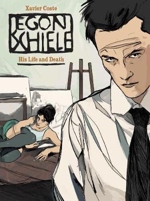 Egon Schiele by Xavier Coste
