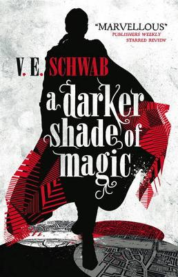 Darker Shade of Magic book