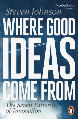 Where Good Ideas Come From book