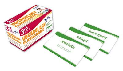 Third Grade Vocabulary Flashcards by Sylvan Learning
