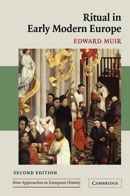 Ritual in Early Modern Europe book