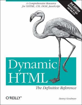 Dynamic HTML by Danny Goodman