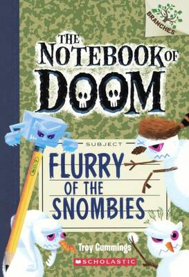 Flurry of the Snombies by Troy Cummings