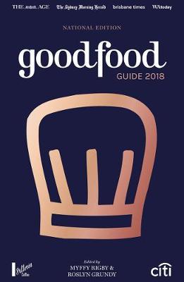 Good Food Guide 2018 book