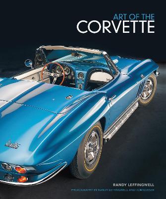 Art of the Corvette book
