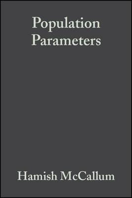 Population Parameters: Estimation for Ecological Models book