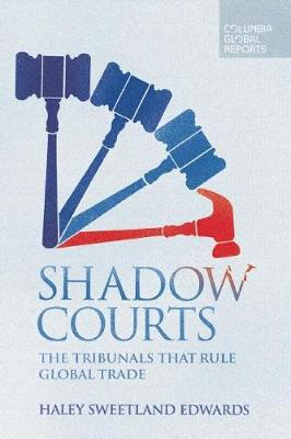 Shadow Courts by Haley  Sweetland Edwards