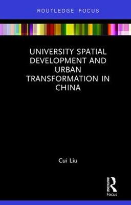 University Spatial Development and Urban Transformation in China book