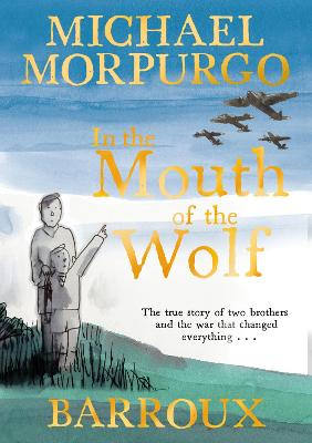 In the Mouth of the Wolf book