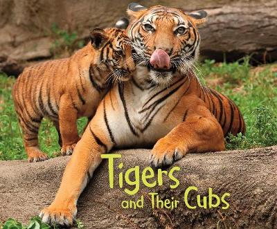 Tigers and Their Cubs: A 4D Book by Margaret Hall