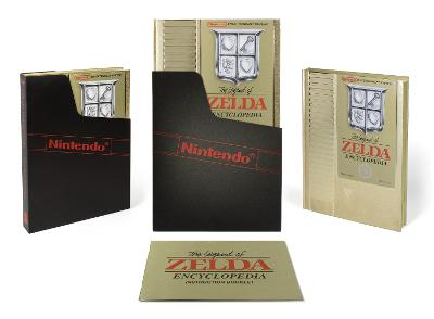 Legend Of Zelda Encyclopedia Deluxe Edition book