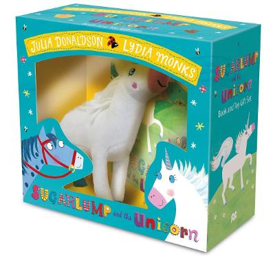 Sugarlump and the Unicorn Book and Toy Gift Set by Julia Donaldson