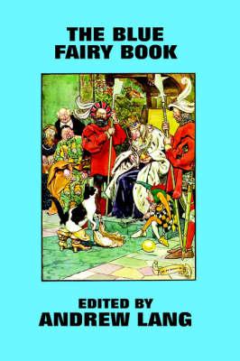 Blue Fairy Book book