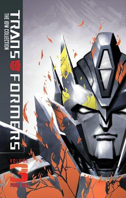 Transformers Idw Collection Phase Two Volume 3 book