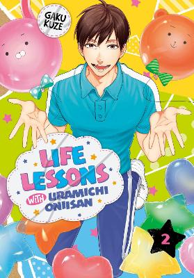 Life Lessons with Uramichi Oniisan 2 book