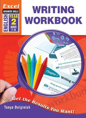 Excel Advanced Skills - Writing Workbook Year 2 book