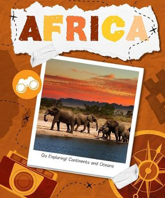 Africa by Steffi Cavell-Clarke