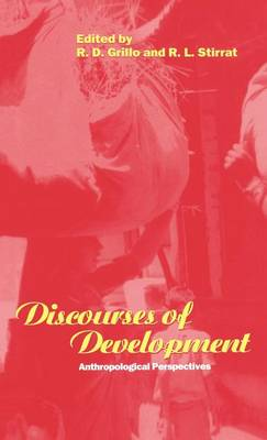 Discourses of Development by R. L. Stirrat