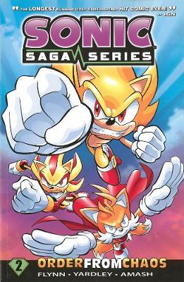 Sonic Saga Series 2: Order From Chaos by Sonic Scribes