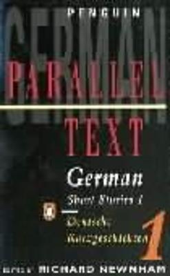 Parallel Text: German Short Stories: Deutsche Kurzgeschichten book