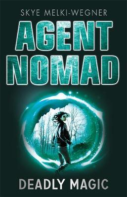 Agent Nomad 2 by Skye Melki-Wegner