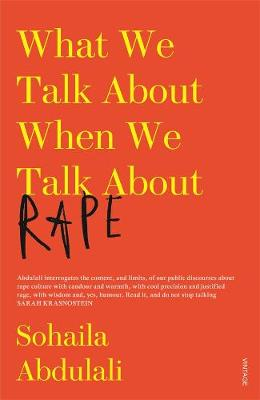 What We Talk About When We Talk About Rape book