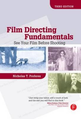 Film Directing Fundamentals book