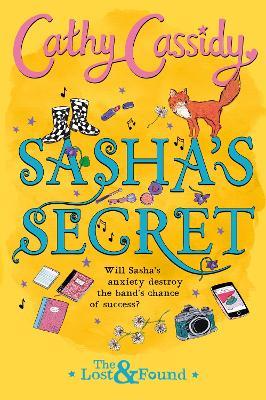 Sasha's Secret book