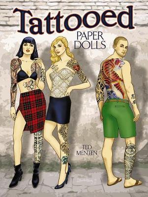Tattooed Paper Dolls book