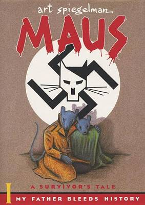 """Maus """"My Father Bleeds History"""", """"Here My Troubles Began"""" v. 1 & 2 by Art Spiegelman"""